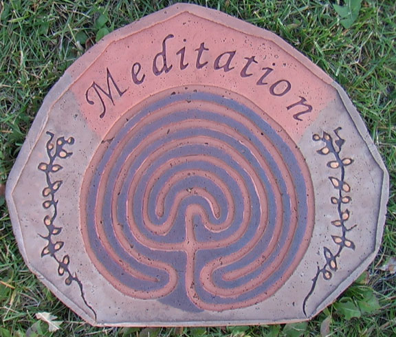 example of a meditation stepping stone